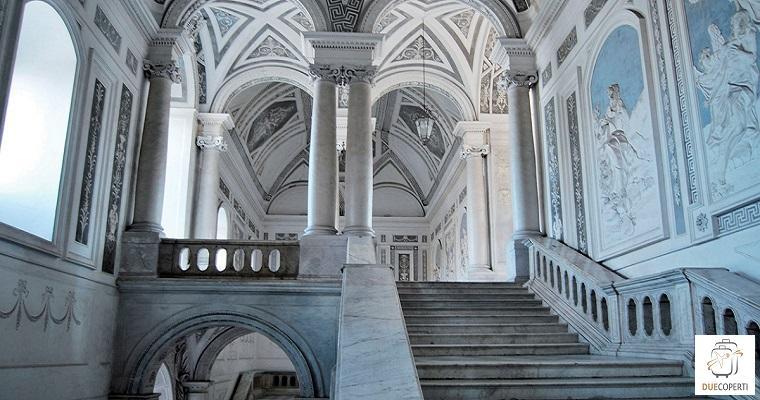 Monastero dei Benedettini di San Nicolò l'Arena - Catania (IT)