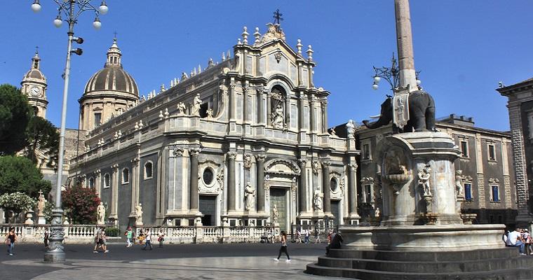 Piazza Duomo - Catania (IT)