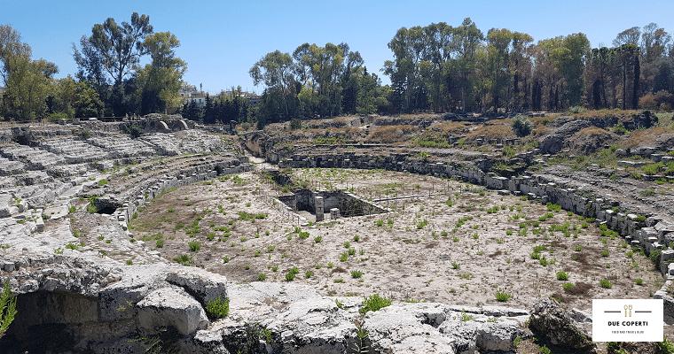 Anfiteatro Romano - Siracusa (IT)