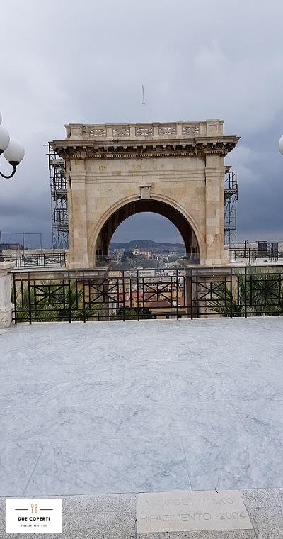Bastione (Sopra) - Cagliari (IT)