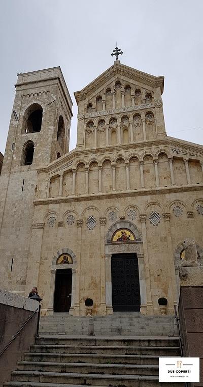 Chiesa Santa Maria (Esterno) - Cagliari (IT)