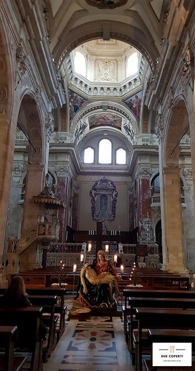 Chiesa Santa Maria (Interno) - Cagliari (IT)