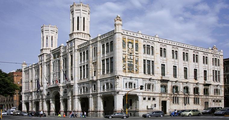 Palazzo Civico - Cagliari (IT) [Fonte Foto: Wikipedia.it]