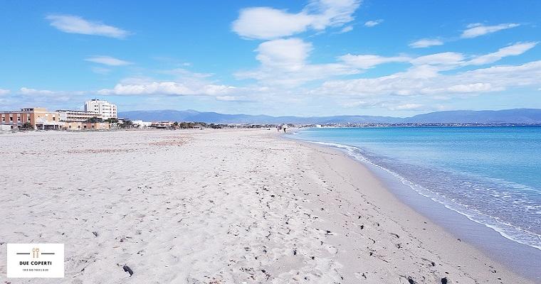 Spiaggia del Poetto - Cagliari (IT)