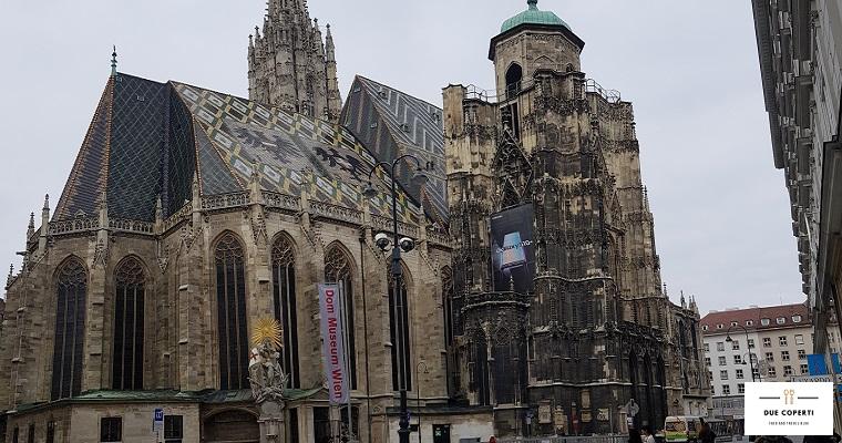 Duomo di Stephandom (Giorno) - Vienna (AT)