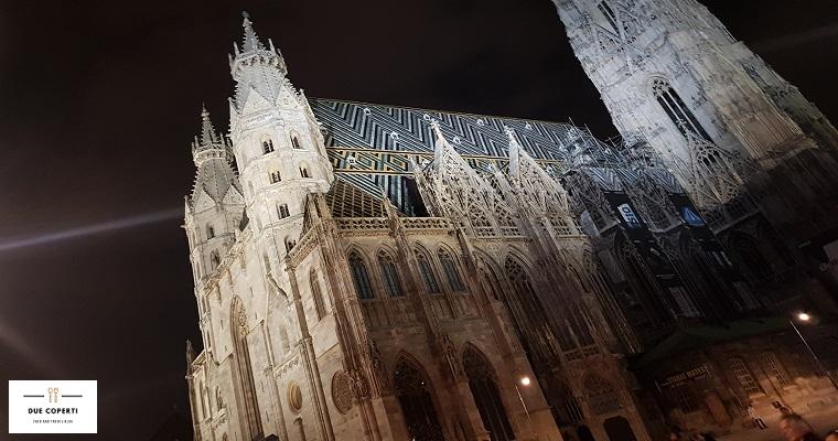 Duomo di Stephandom (Notte) - Vienna (AT)
