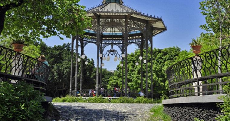 Villa Bellini (Chiostro) - Catania (IT) [Fonte Foto: bbvillaortensia.it]