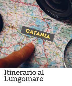 Itinerario di Catania - Lungomare