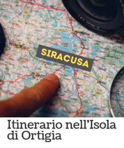 Itinerario di Siracusa - Isola di Ortigia