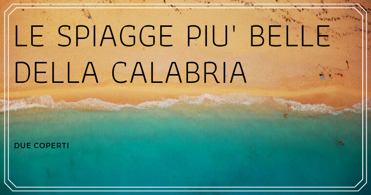Le spiagge più belle della Calabria: Michelino (VV)