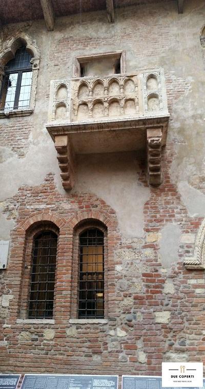 Casa di Giulietta (Balcone) - Verona (IT)