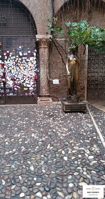 Casa di Giulietta (Statua) - Verona (IT)