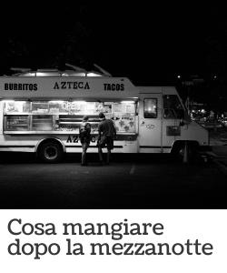Pagina - Cosa Mangiare dopo la Mezzanotte