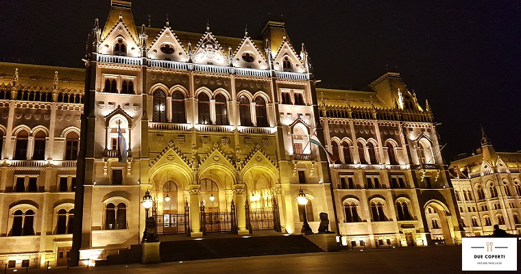 Parlamento (Esterno) - Budapest (HU)