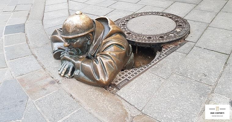 Statue di Bronzo - Bratislava (SK)