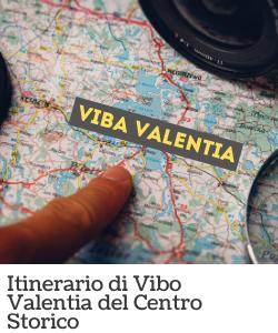 Itinerario di Vibo Valentia - Centro Storico