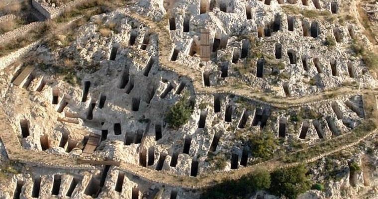 Necropoli di Tuvixeddu - Cagliari (IT)