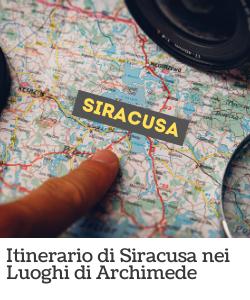 Itinerario di Siracusa - Luoghi di Archimede