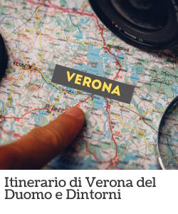 Itinerario di Verona - Duomo e Dintorni