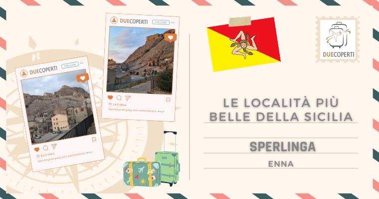 Le Località più belle della Sicilia: Sperlinga (EN)