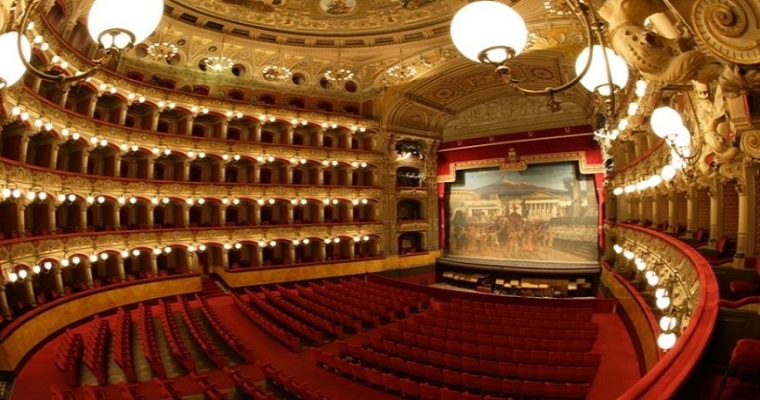 Teatro Massimo Bellini [Interno] - Catania (IT)