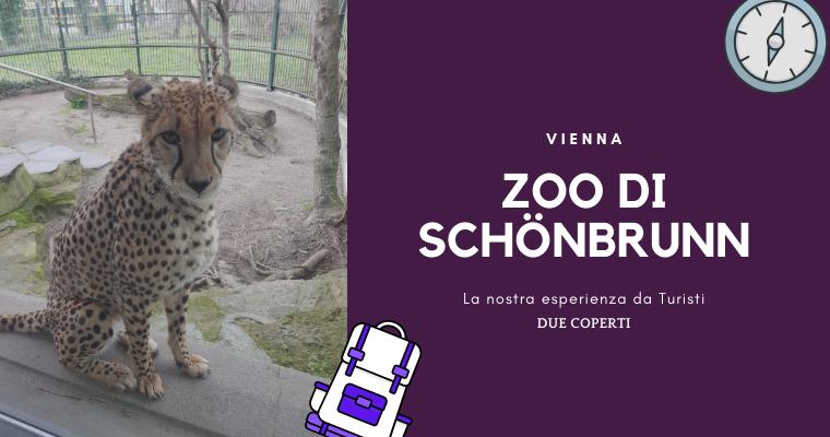 Zoo di Schönbrunn di Vienna: La nostra esperienza da turisti