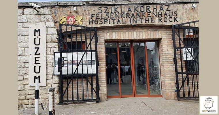 Ospedale nella roccia - Budapest (HU)