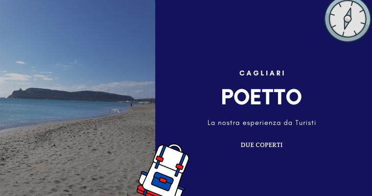 Poetto di Cagliari: la nostra esperienza da Turisti