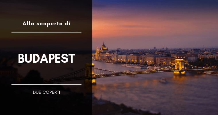 Itinerario di Budapest della Cittadella e Mercato Centrale