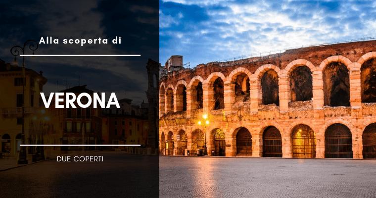 Itinerario di Verona dell'Arena e della Basilica di San Zeno
