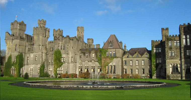 Ashford Castle - Cong (IE)