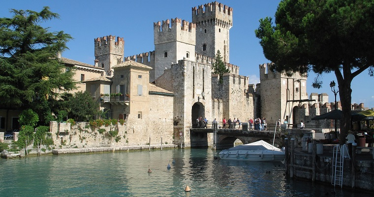 Castello Scaligero - Sirmione (VR)