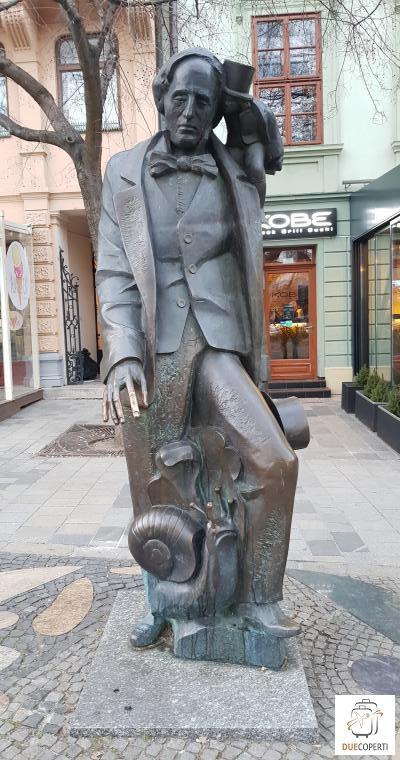 Hans Christian Andersen - Bratislava (SK)