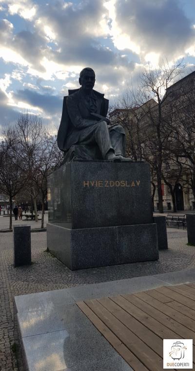 Hviezdoslavov - Bratislava (SK)