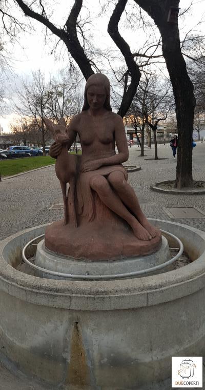 Ragazza col Cerbiatto - Bratislava (SK)