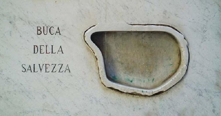Buca della salvezza - Palermo (PA)