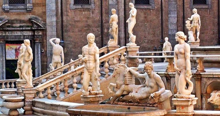 Fontana della Vergogna - Palermo (PA)