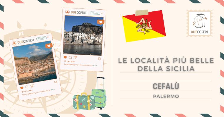 Le Località più belle della Sicilia: Cefalù (PA)