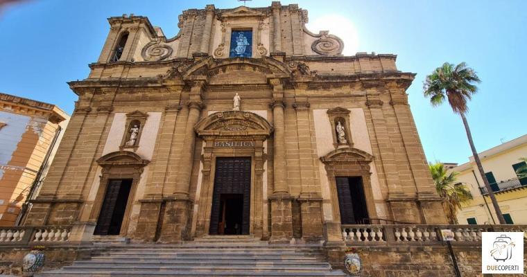 Basilica della Santissima Maria - Sciacca (AG) (IT)