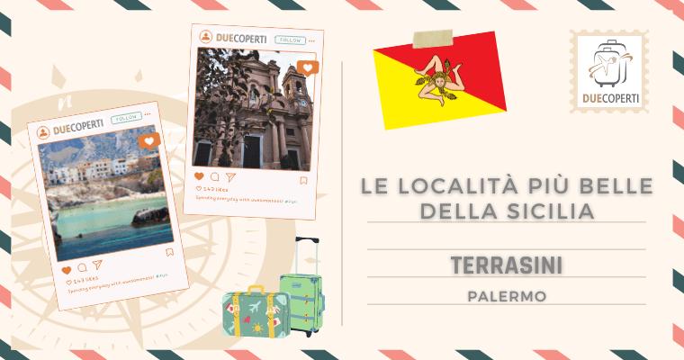 Le Località più belle della Sicilia: Terrasini (PA)